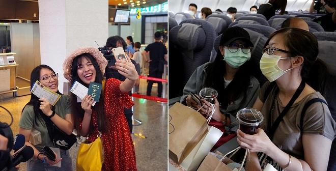 """Đài Loan cung cấp """"chuyến bay ảo"""" để giúp tín đồ du lịch đỡ... thèm bay"""
