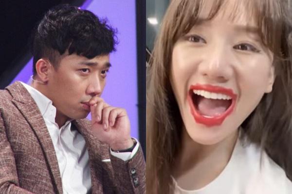 Hari Won kể về nụ hôn đầu: Kéo dài 3 tiếng làm bầm cả môi, mãnh liệt hơn cả với Trấn Thành