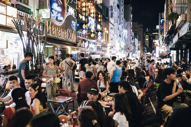 HOT: TP.HCM sắp có thêm phố đi bộ ẩm thực, cấm tuyệt đối rượu, bia