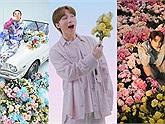 """Khi không có nữ chính trong MV mới, Sơn Tùng chuyển sang phong cách """"mỹ nam bên hoa"""""""