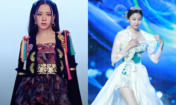 """Tranh cãi nổ trời xung quanh việc cách tân Hanbok: BLACKPINK được tung hô ngập mặt, hoa hậu Hàn Quốc bị """"vùi dập"""" tả tơi"""