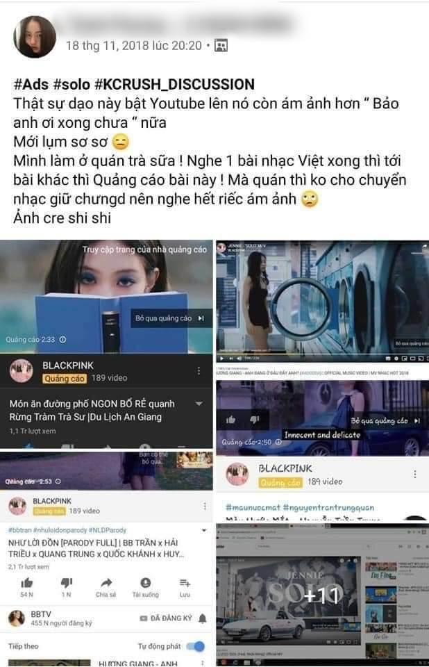 """Nhận mình là fan, hotgirl """"trứng rán"""" Trần Thanh Tâm bị netizens """"khui"""" được bài đăng chê bai BLACKPINK không thương tiếc"""