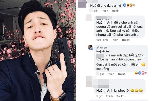 """Huỳnh Anh viết """"sớ"""" giải thích chuyện mắng fans, nhưng không quên """"cà khịa"""" dân mạng"""