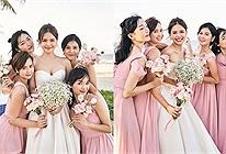 Dàn phù dâu xinh hết nấc hỏi sao Phanh Lee