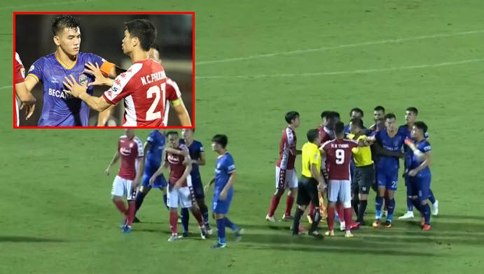 Căng thẳng Công Phượng - Tiến Linh ở V-League gây chia rẽ fan bóng đá: Trên sân thế thôi chứ thân thiết lắm!