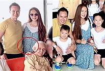 Vợ Lý Hải công khai vòng 2 lùm xùm, tin đồn mang thai lần 5 là thật chứ không đùa