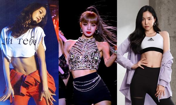 """Tưởng chỉ có ở Việt Nam, ai ngờ hội idol Hàn cũng tranh nhau danh hiệu """"nữ hoàng eo con kiến"""" đấy nhé."""