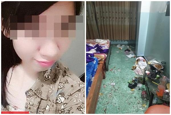 Bùng tiền phòng, 2 hot girl 10x vẫn không quên để lại quà cho chủ nhà nghỉ là bãi rác nồng nặc mùi