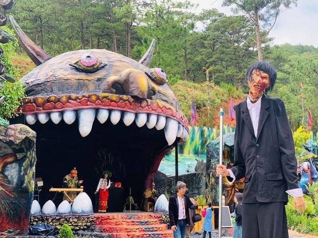 Khu du lịch Quỷ Núi gần Đà Lạt: vừa mới khai trương đã gây tranh cãi trong CĐM