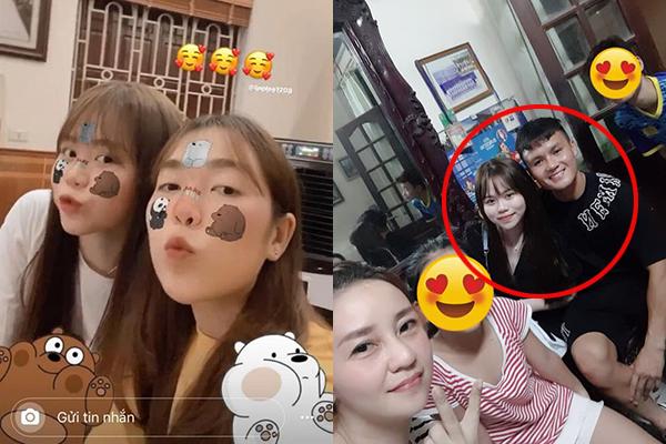 Huỳnh Anh lại đăng ảnh thân thiết với chị dâu Quang Hải ngầm khẳng định mối quan hệ lâu dài với nam cầu thủ