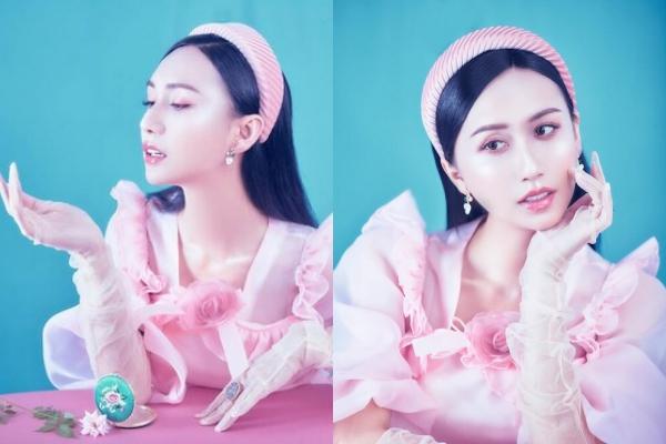 """Tung bộ ảnh hoá tiểu thư đài các, Lynk Lee đích thị là """"tắc kè hoa"""" của showbiz Việt"""