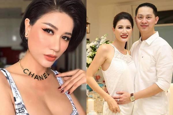 Rộ tin Trang Trần trục trặc hôn nhân với chồng Việt Kiều
