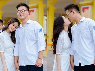 Yêu nhau được 1 tháng thì ra trường, cặp đôi nhận tin vui khi đều được tuyển thẳng đại học