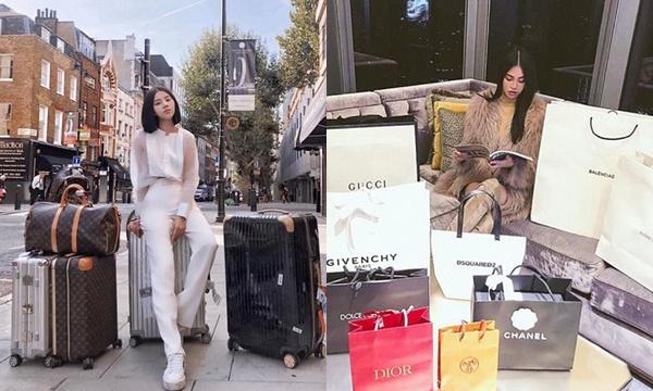 """Nghe Jolie Nguyễn nói về nguồn gốc những món đồ hiệu """"ngốn"""" cả tỷ đồng mỗi tháng"""