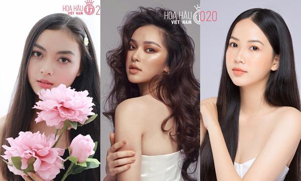 Lộ diện 3 nhan sắc cực phẩm giữa dàn Hoa hậu Việt nam 2020: Từ dịu dàng, trong sáng đến cá tính sắc sảo đều đẹp xuất sắc