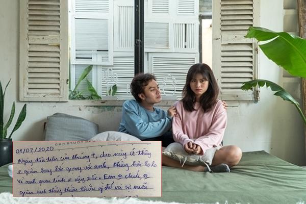 """Lâu không được nghe người yêu mắng, chàng trai đâm ra lo sợ bạn gái """"hết thương cạn nhớ"""", đành viết tâm thư giãi bày"""