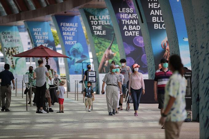 Singapore mở cửa trở lại nhiều điểm tham quan du lịch từ tháng 7 này