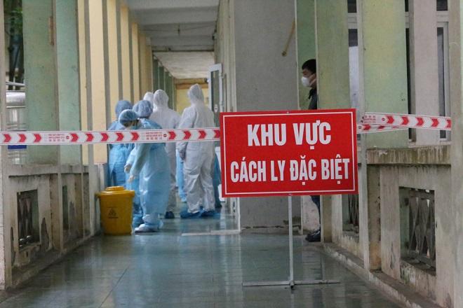 Thêm 1 trường hợp mắc Covid-19 trở về từ Nga, Việt Nam có 373 ca