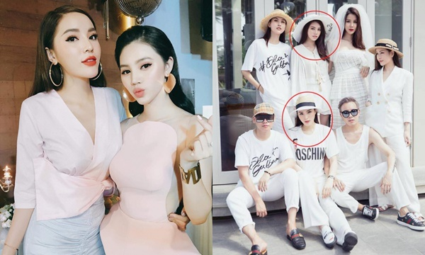 """Scandal hiện tại chưa kịp lắng xuống, Jolie Nguyễn bị """"đào mộ quá khứ"""" tặng áo fake cho bạn thân một thời Kỳ Duyên"""