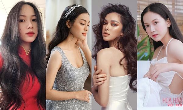 """Đọ nhan sắc """"nghiêng nước nghiêng thành"""" của dàn thí sinh Hoa hậu Việt Nam 2020"""