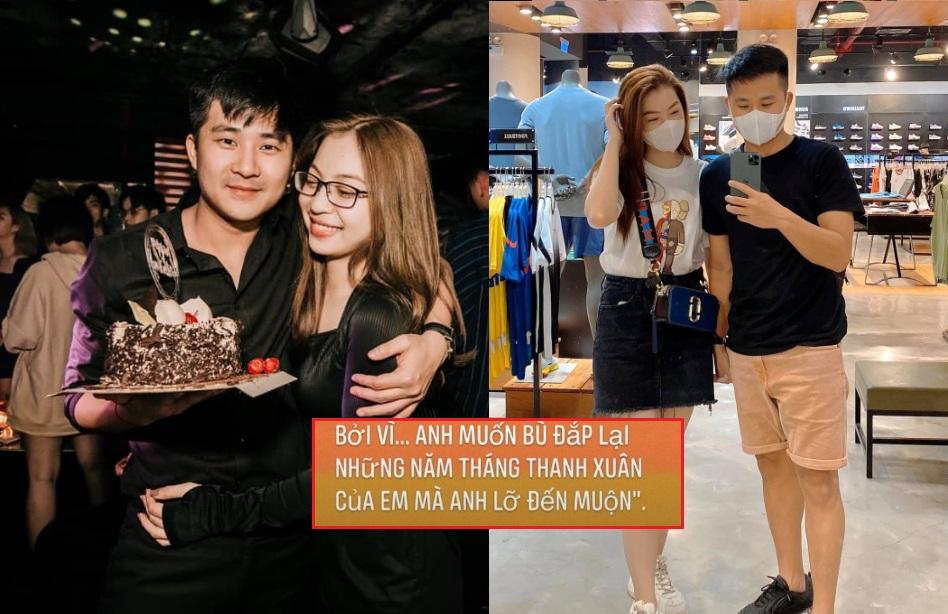 """Từng nói """"muốn bù đắp cho em"""", ấy vậy mà vừa chia tay Nhật Lê được vài tháng, Hưng Hary đã thông báo sắp lấy vợ"""