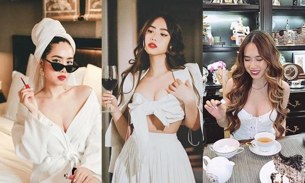 """Nữ chính """"Người ấy là ai"""" Mina Nguyễn: Sang chảnh quyến rũ, gia thế hạng """"khủng"""" nhưng lại mang mặc cảm suốt nhiều năm"""
