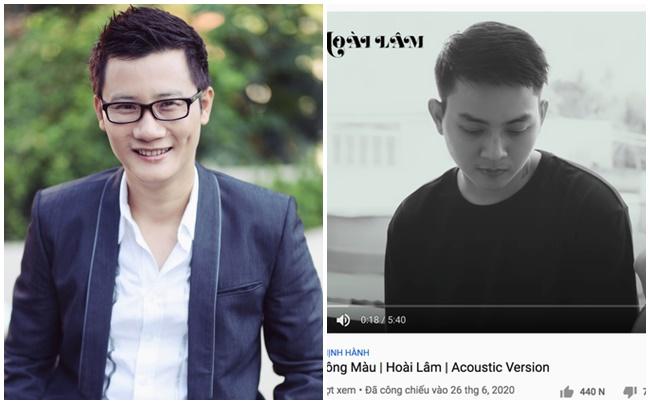"""Hoàng Bách bất ngờ khen Hoài Lâm: """"Số phận chọn lựa làm ngôi sao thì muốn tránh né cũng không được"""""""