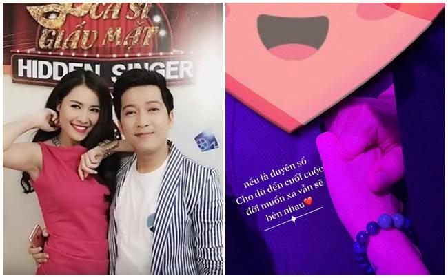 4 năm sau khi tố Trường Giang bạc tình, Quế Vân công khai ảnh hẹn hò bạn trai mới