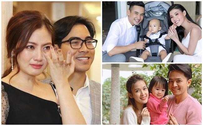 Sao Việt yêu và lấy bạn thân: Đôi nào cũng hạnh phúc, chỉ trừ Ngọc Lan cay đắng