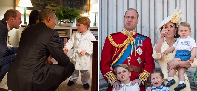 """Loạt ảnh """"cute hột me"""" của hoàng tử nhí kế vị ngai vàng nước Anh nhân dịp sinh nhật 7 tuổi"""