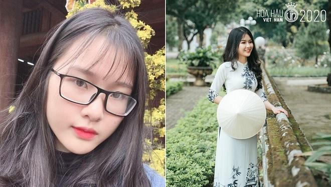 Nhan sắc nhỏ tuổi nhất Hoa hậu Việt Nam 2020: Chưa tròn 18 tuổi, vừa thi hoa hậu vừa ôn thi tốt nghiệp THPT