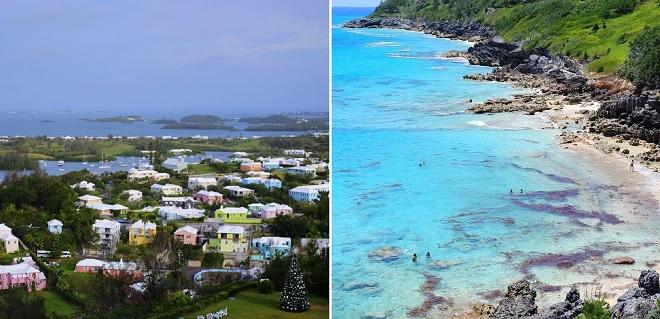 """Quốc đảo có bờ biển cát hồng xinh đẹp cung cấp dịch vụ """"thoát khỏi Covid -19"""", cho phép người có việc làm từ xa cư trú 1 năm"""