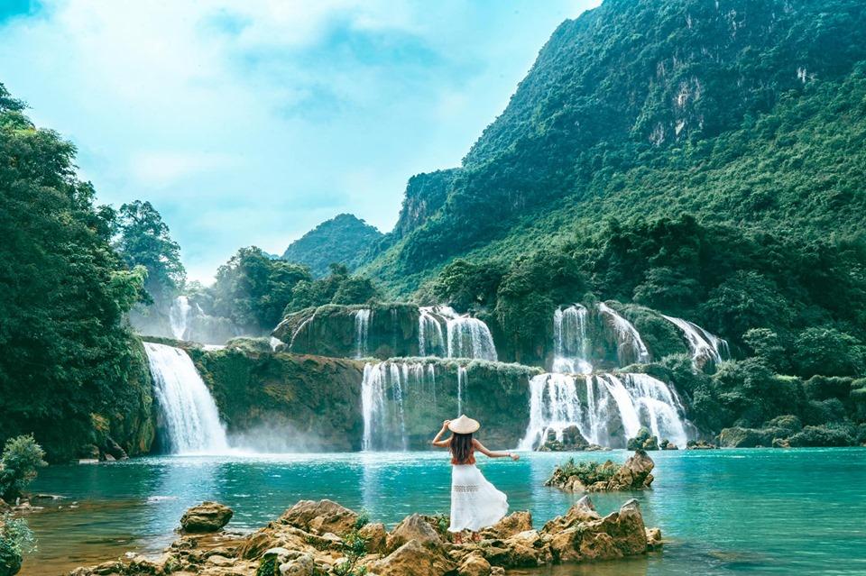 Tự hào Công viên địa chất Non Nước Cao Bằng thuộc top điểm đến view đẹp nhất thế giới