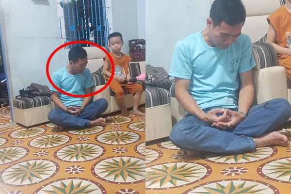 Vợ lỡ tay đánh con, ông bố ngồi thút thít cả tiếng vì day dứt: Nhỡ sau này lập gia đình mà bị chồng đánh chắc bố khóc hết nước mắt!