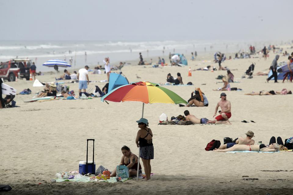 Trên 50% người dân Mỹ lưỡng lự trong việc đi du lịch vào tháng 7