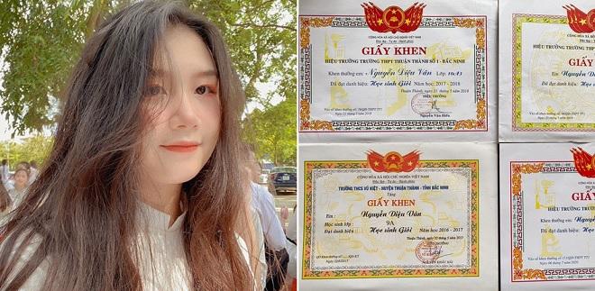 """Nữ sinh hơn 1 năm trời bắt xe buýt lên Hà Nội ôn thi và nhận được """"trái ngọt"""" học bổng 5,7 tỷ đồng du học Mỹ"""