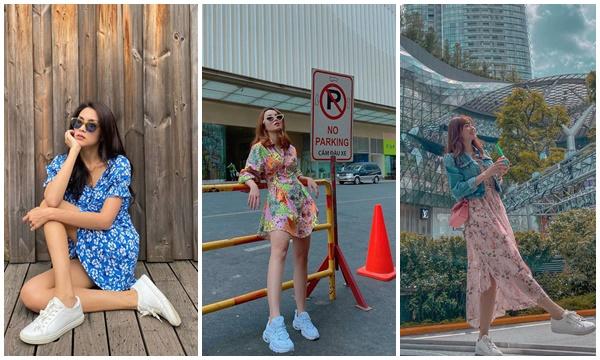 30+ vẫn áp dụng cách mặc váy này, Hà Tăng - Thanh Hằng và nhiều mỹ nhân khác hóa trẻ như gái đôi mươi