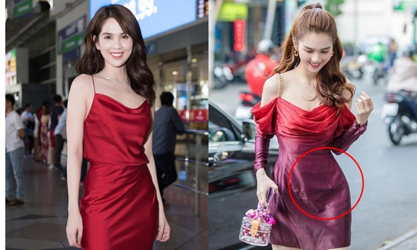 """Đẳng cấp thời trang như Ngọc Trinh, Tóc Tiên cũng bị lỗi trang phục này """"dìm hàng"""" không thương tiếc"""