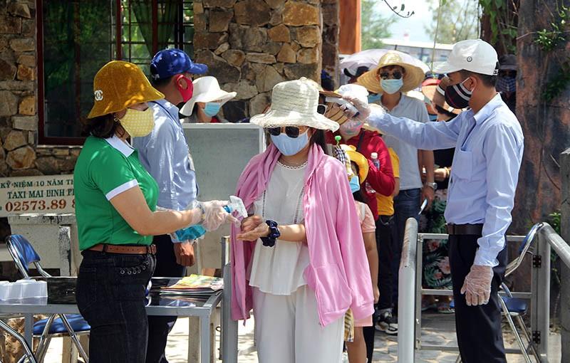 Từ ngày 29/7, Phú Yên đóng cửa tất cả các điểm tham quan du lịch vì dịch Covid-19