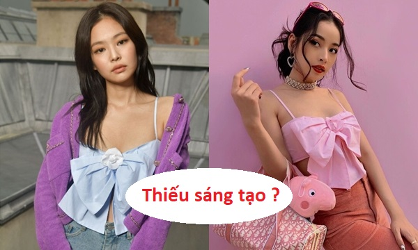 """5 lần 7 lượt đụng hàng Jennie: Do khả năng tạo trend của """"Thánh sống Chanel"""" hay sao Việt đang thiếu màu sắc thời trang riêng ?"""