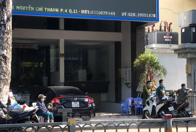 Nhiều khu vực ở TP HCM có người về từ Đà Nẵng đang được giám sát chặt chẽ