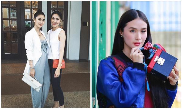 Không hổ danh bạn thân Hà Tăng, cô gái có cả tủ quần áo to bằng căn nhà, túi Hermes nhiều không đếm xuể