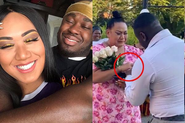 Sau tình đầu dang dở, hot Vlogger Việt kiều Đức - Brittanya Karma bật khóc vì quá hạnh phúc khi được bạn trai cầu hôn