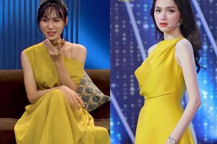 Liên tục ăn diện hao hao Hương Giang, Lynk Lee đang phấn đấu trở thành bản sao của hoa hậu?