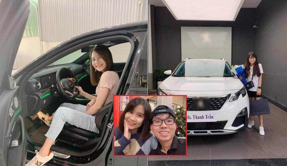 """""""Lấy vợ về vừa được tấu hề cho coi, vừa được mua xe mình thích"""", mấy ai sướng như chồng Thanh Trần"""
