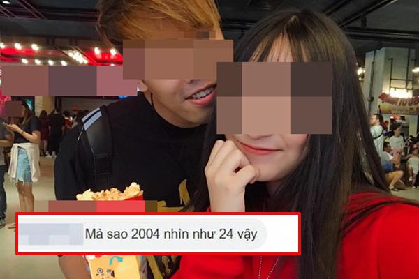 """Nữ sinh 2k4 khoe chiến tích yêu đương với ông chú hơn 13 tuổi liền bị dân mạng """"ném đá"""": Học không học đã tí tởn!"""