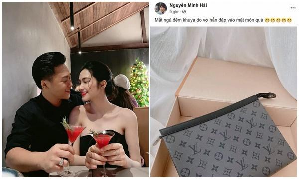 Ngọt ngào tâm lý như Hòa Minzy chiều chồng, bảo sao thiếu gia Minh Hải thao thức cả đêm vì sướng