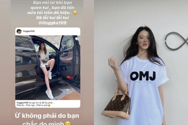 Đẳng cấp như Linh Ka, mới 18 tuổi đã chịu chi cả nửa tỷ để sắm đồ hiệu đắt đỏ