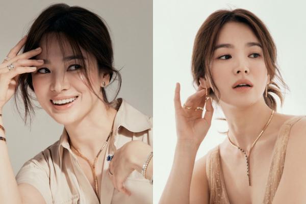 """Giữa lùm xùm tình ái, Song Hye Kyo bất ngờ """"đánh úp"""" CĐM bằng bộ ảnh đẹp ná thở: Đúng là phụ nữ đẹp nhất khi không thuộc về ai"""