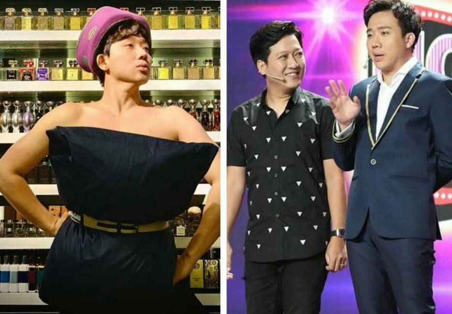 """Không chỉ Hari Won, Trường Giang cũng lên tiếng kể khổ về """"thói quen đàn bà"""" của Trấn Thành"""